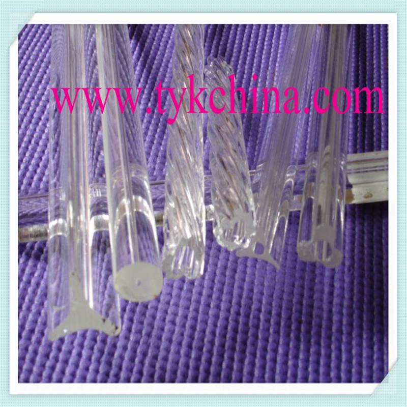 Borosilicate Glass Rods