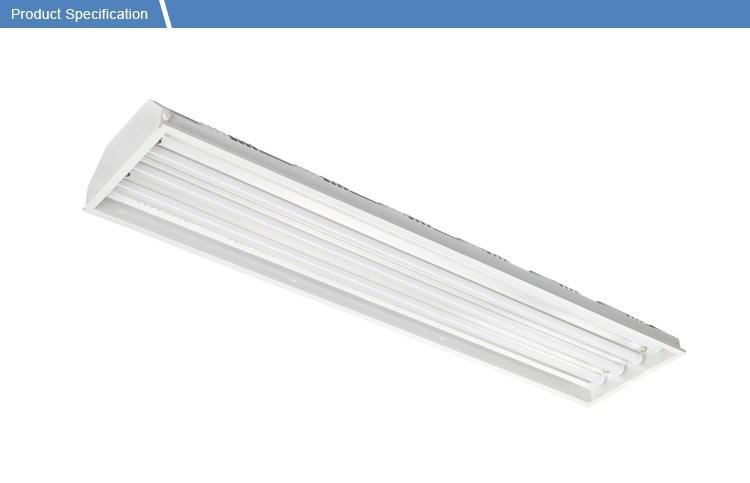 60W 80W 100W 120W 150W 240W Suspended LED Ceiling Light LED Batten Light LED Pendant Light IP65 Vapor Tight Light LED Linear High Bay Light