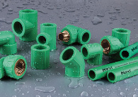 ISO Standard and PP Material PPR Pipes and Fittings