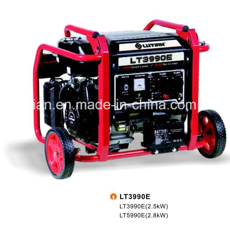 Lutian Type Gasoline Generator 2.5kw/2.8kw