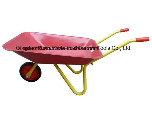 Kids Toy Garden Cart Hand Trolley Wheelbarrow