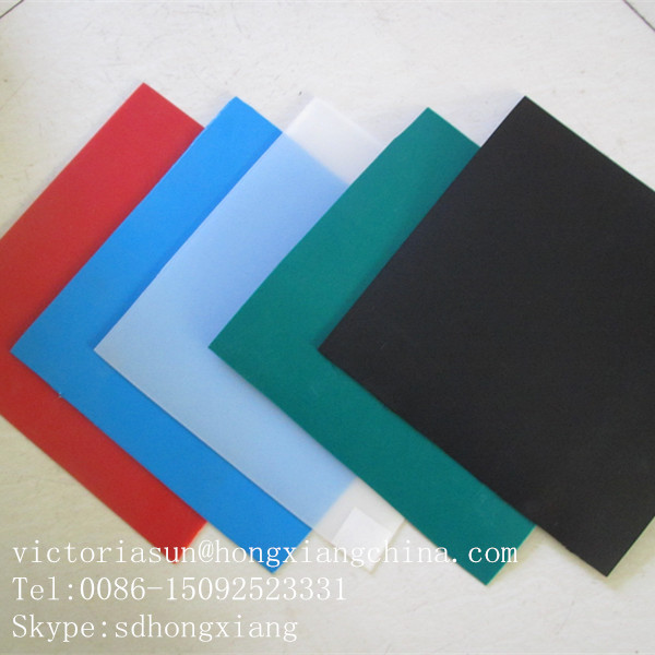 Lanfill Waterproofing HDPE Geomembrane