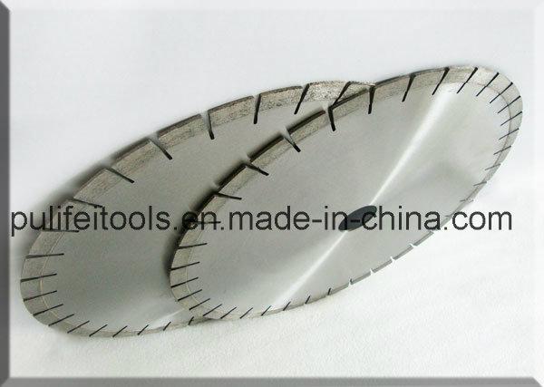 Marble Granite Basalt Sandstone Limestone Wet Cutting Saw Blade