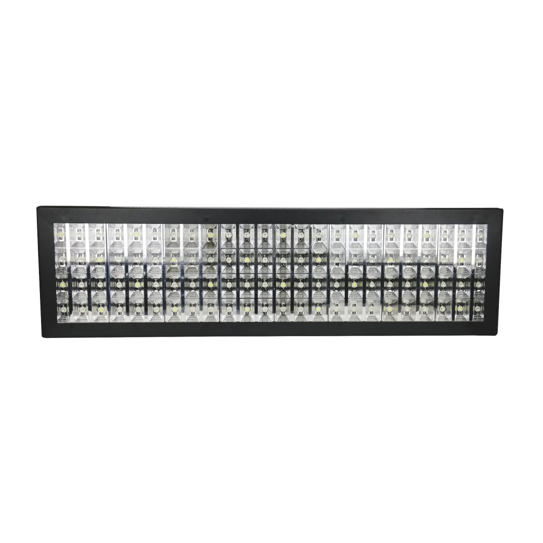 144PCS DMX512 Sound/Auto Control RGB LED Stage Disco Strobe Light