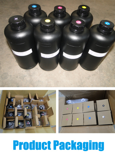 New Design UV Inkjet Printing Ink