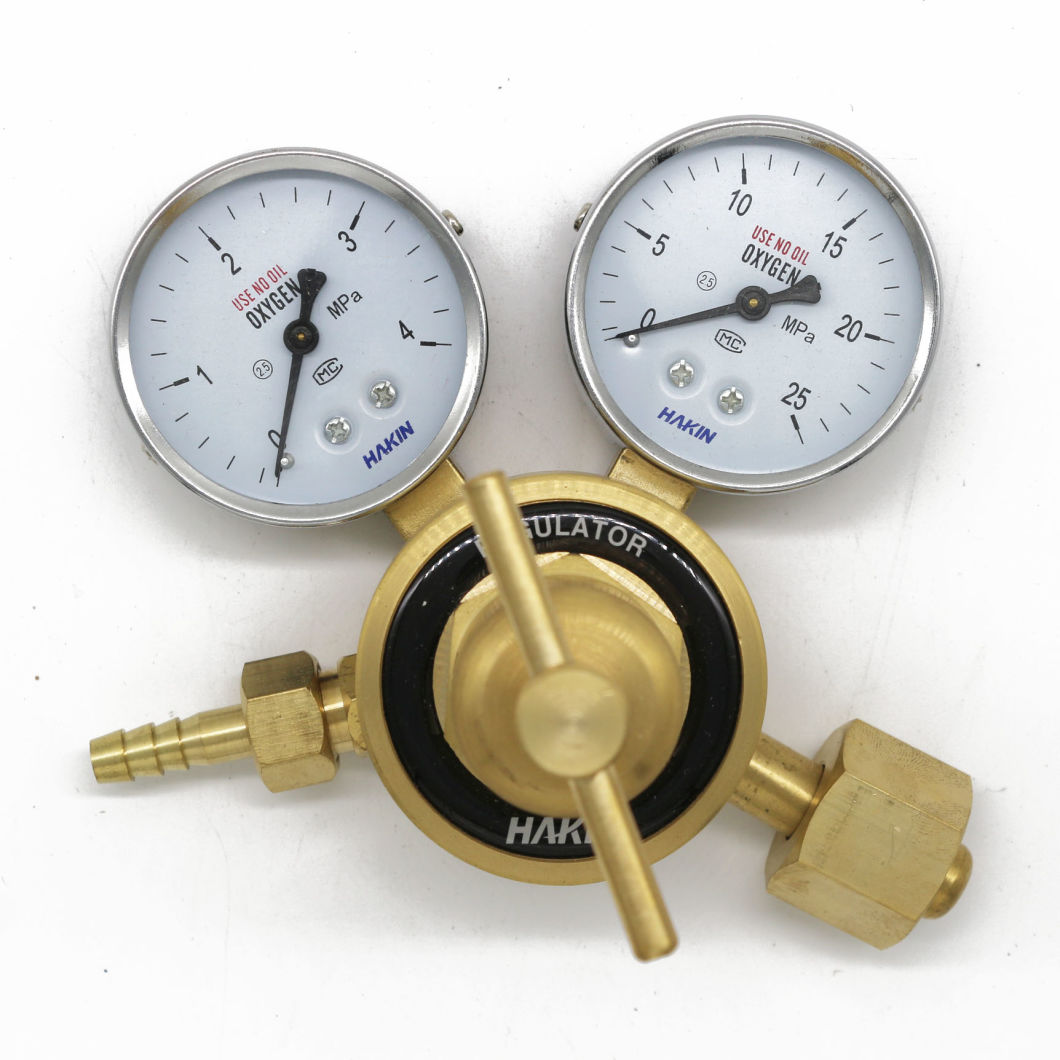 Eight Insurance Carbon Dioxide Pressure Reducer Gas Regulator