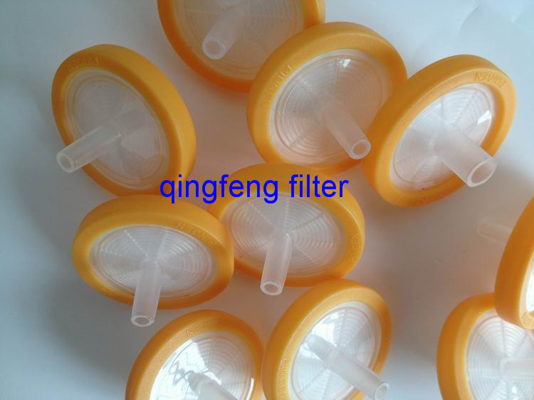 Cellulose Acetate Membrane Syringe Filter