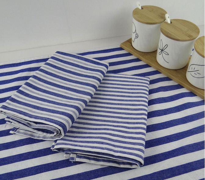 Manufacturer Printed Tea Towel Kitchen Towel (QHTK321)