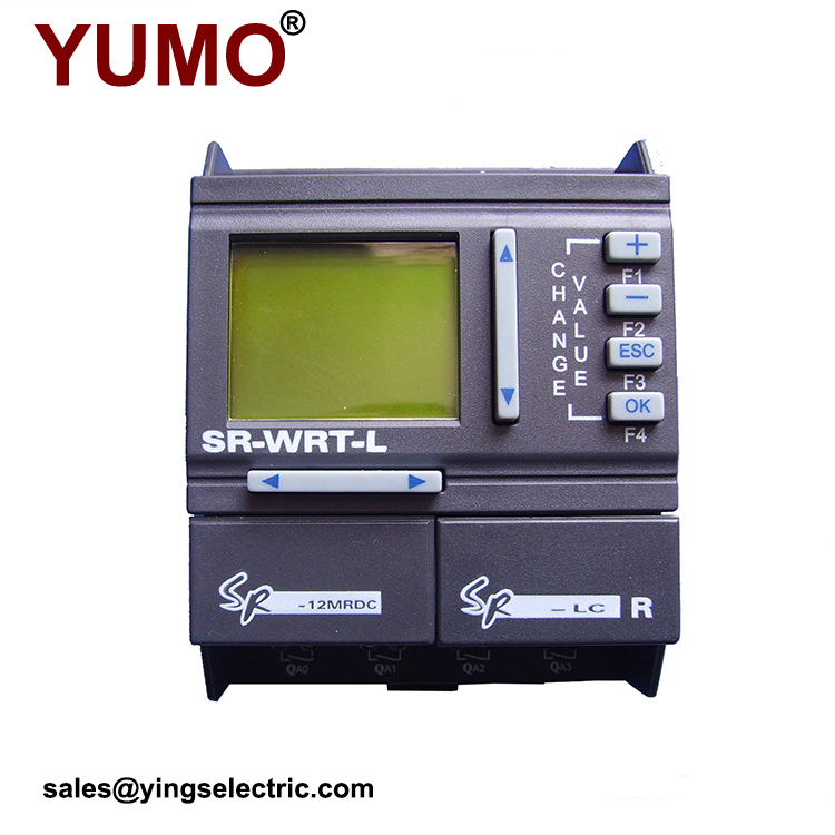 Sr-12mrdc High Speed Low Cost Analog Control Industrial Automation PLC, Programmable Logic Controller