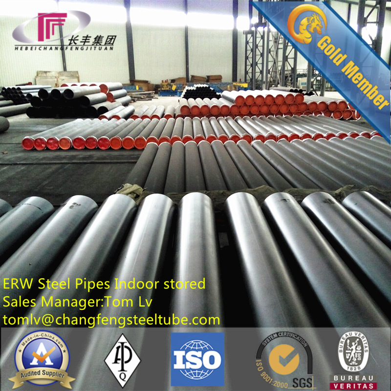 ASTM A53/A106 Gr. B Carbon Steel Pipe Seamless Steel Pipe