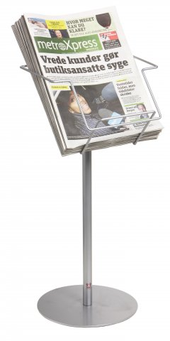 2017 High Quality Literature Holder, Display Stand, Newspaper Rack