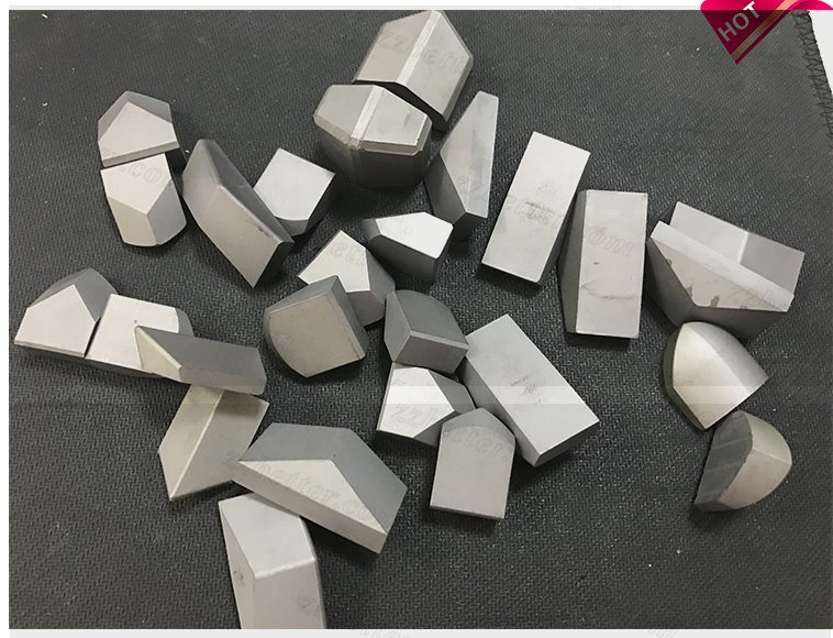 Tungsten Carbide Shell Buttons for Shield Tunning Machine
