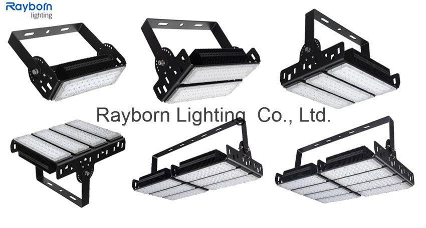 400W Narrow Beam Angle 40000lumens High Mast LED Flood Lighting