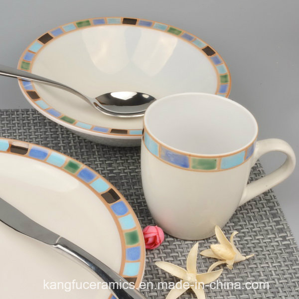 Modern Unique Restaurant Stoneware Dinnerware