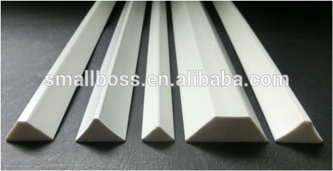 PVC Chamfer Strip/Construction Timber Fillets/ Triangle Wood Strips/ Chamfer Strips