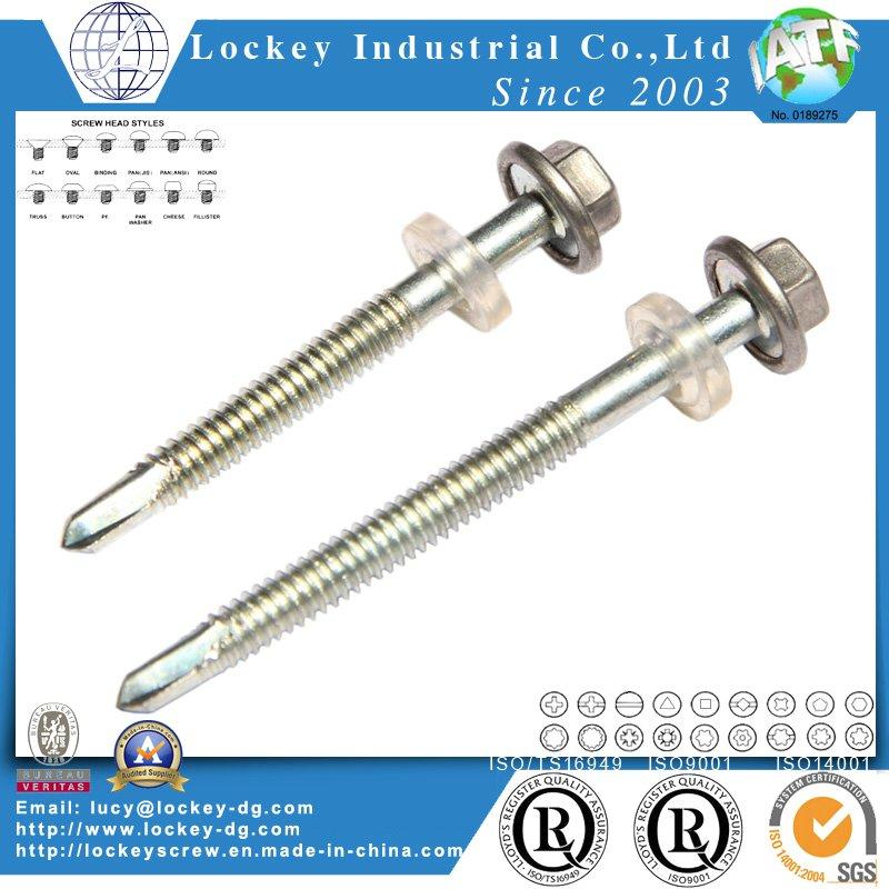 Stainless Steel 316 Tek Screw