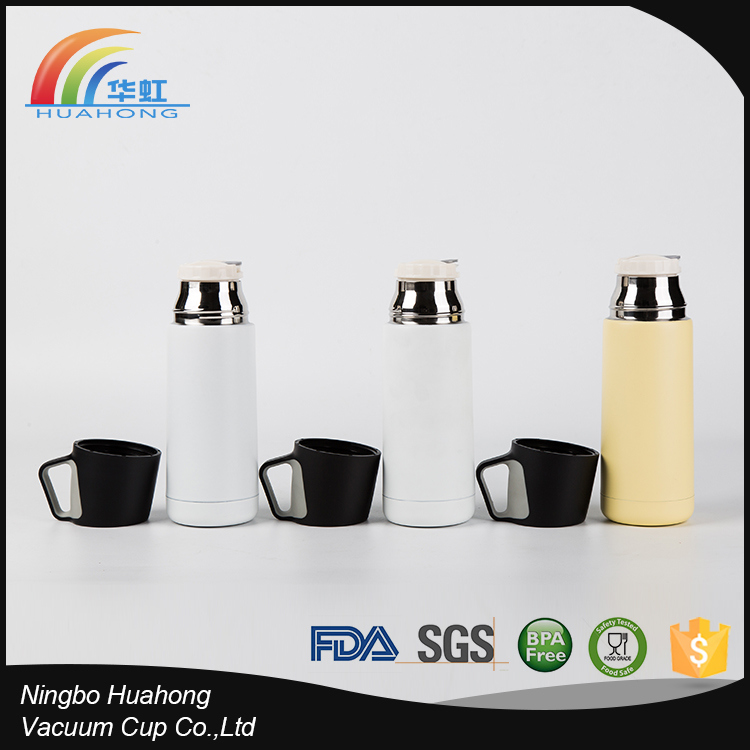 Eco-Friendly Feature and Stainless Steel Material Vacuum Flasks Water Bottle