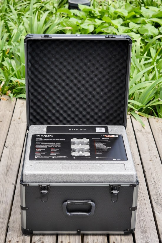 Unmanned Aerial Vehicle (uav) Aluminum Box