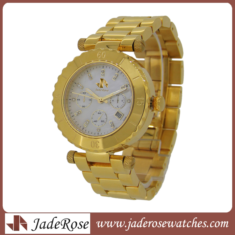 Good Quality Quartz Stainless Steel Watch