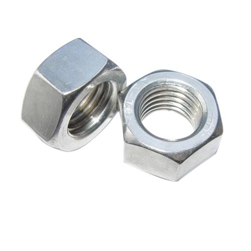 Stainless Steel Hex Head Nuts DIN934, DIN557, DIN982 DIN985 DIN439 DIN1587 DIN6923, Heavy Nuts