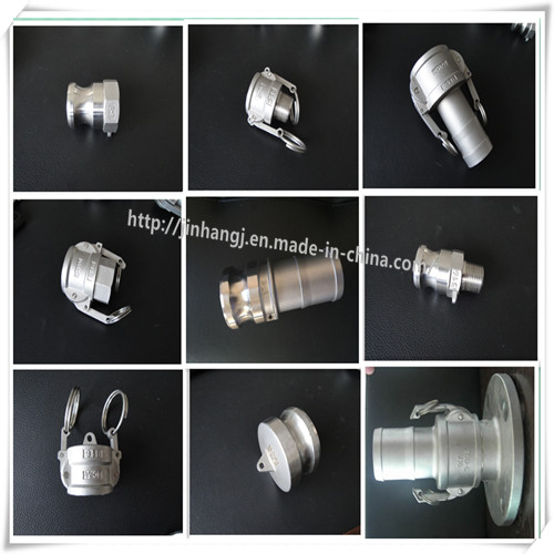 Stainless Steel a Type Quick Connector (DN15-DN300)