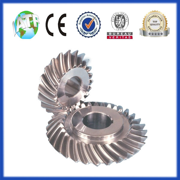 Agricultural Machinery Spiral Bevel Gear 14/39