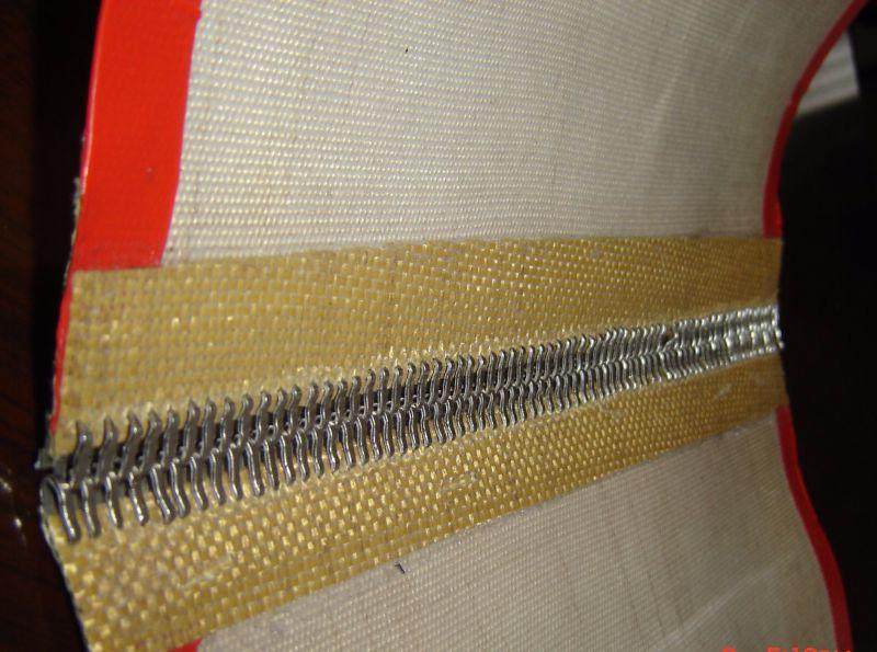 Steel Buckle Joint