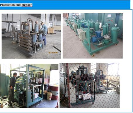 Housing Enclosed Type Dielectric Fluids Purification Equipment (ZYD-W-100)