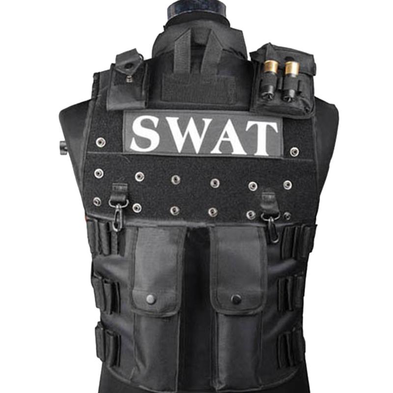 Airsoft Military Swat Police Tactical Combat Vest Safety Vest Bulletproof Vest