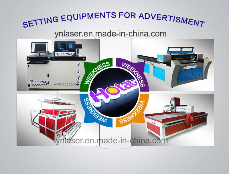 Automatic LED Sign Boards Making Machine Letter Bending Machine