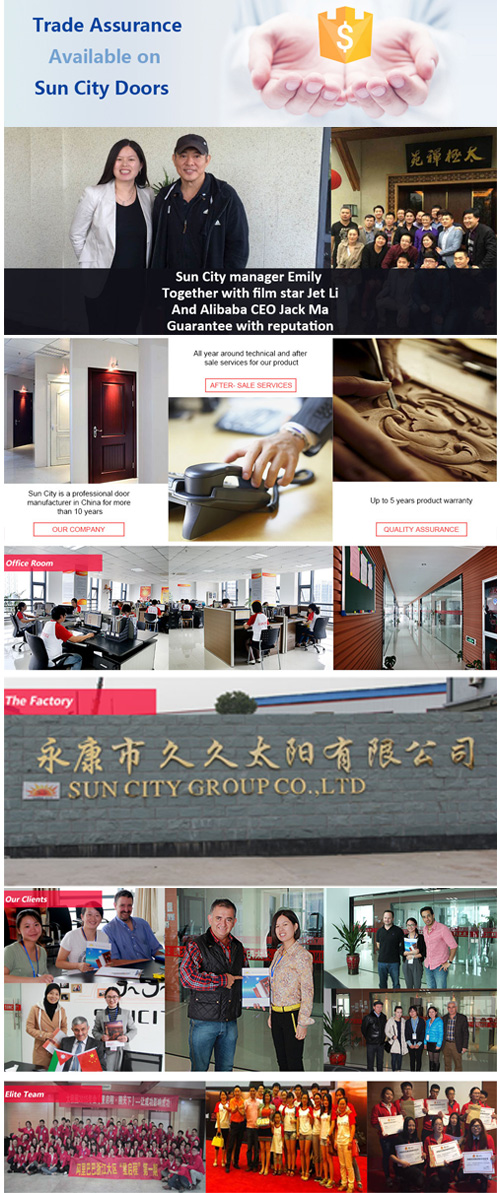 Interior Doors Made in China