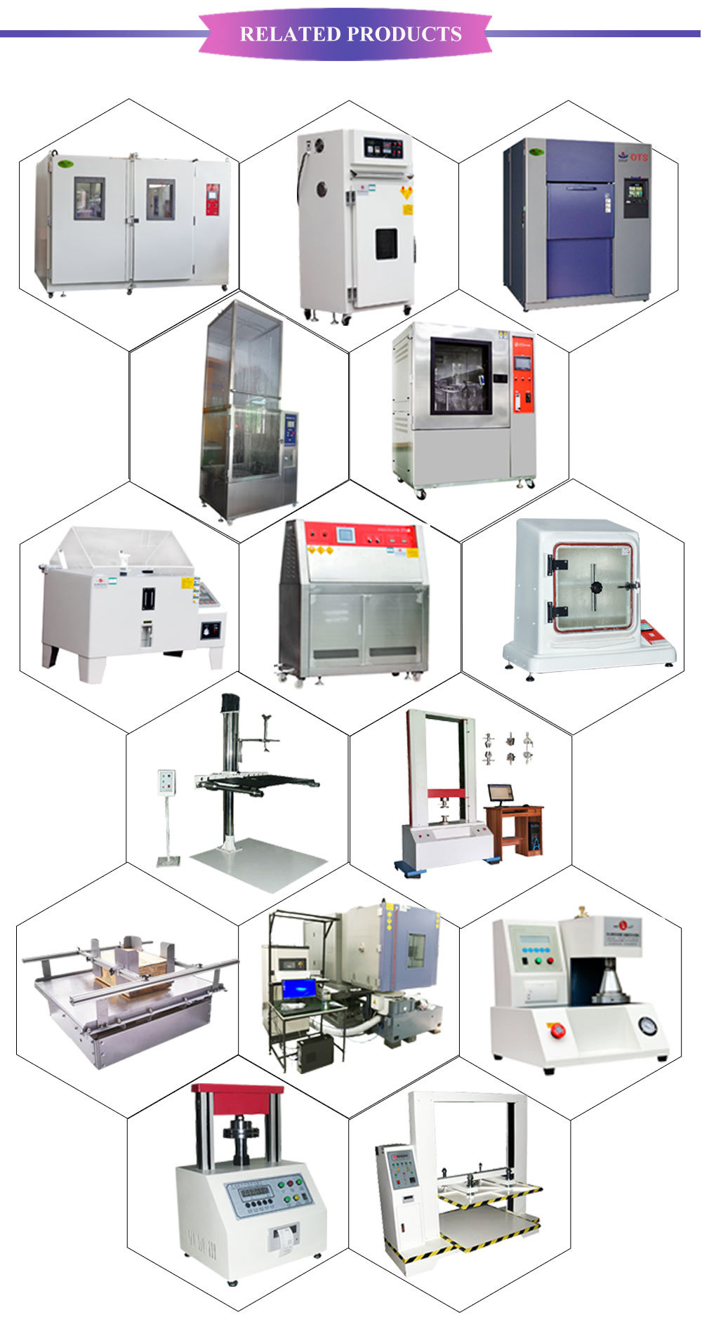 Quality Construction and Innovative Technology Environmental Test Chambers