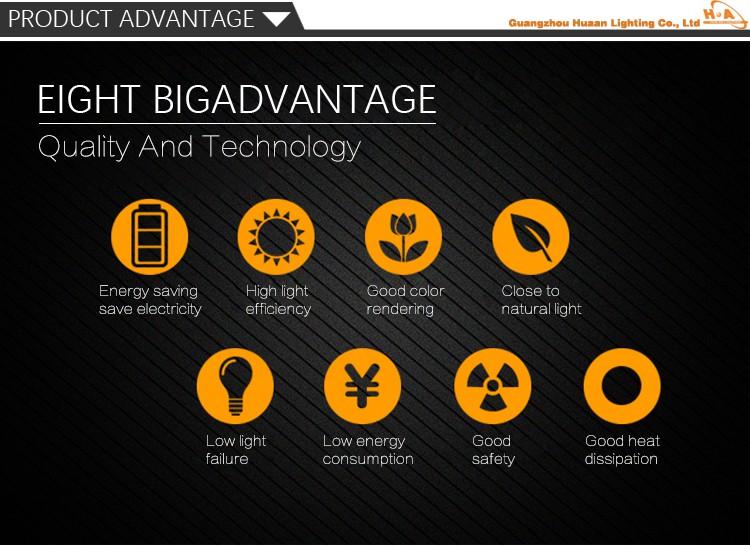 Anti-Glare 3000k/6000k 18W LED Ceiling-Mounted Light