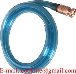 Dp-20 Hand Chemical Dispensing Pump Drum Barrel Dispenser Plastic (PE) Siphon Sucker