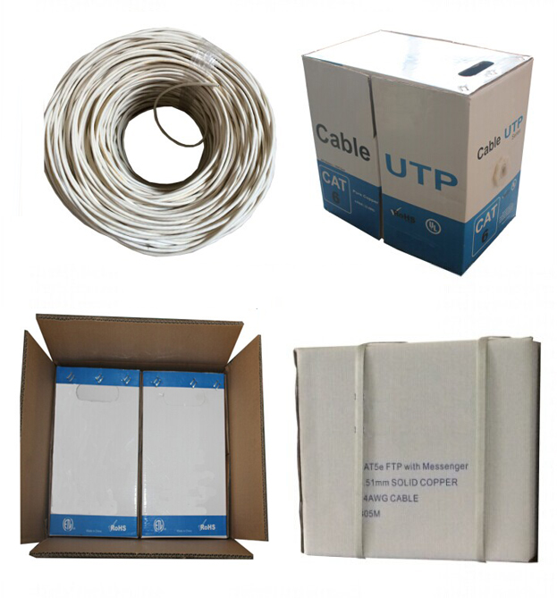 Factory Supply Hot Selling Communication Cable UTP CAT6 Cable