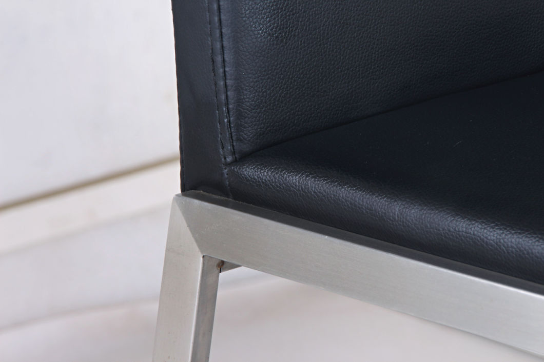 Hot Sell Fashion Stainless Steel Bar Chair in China