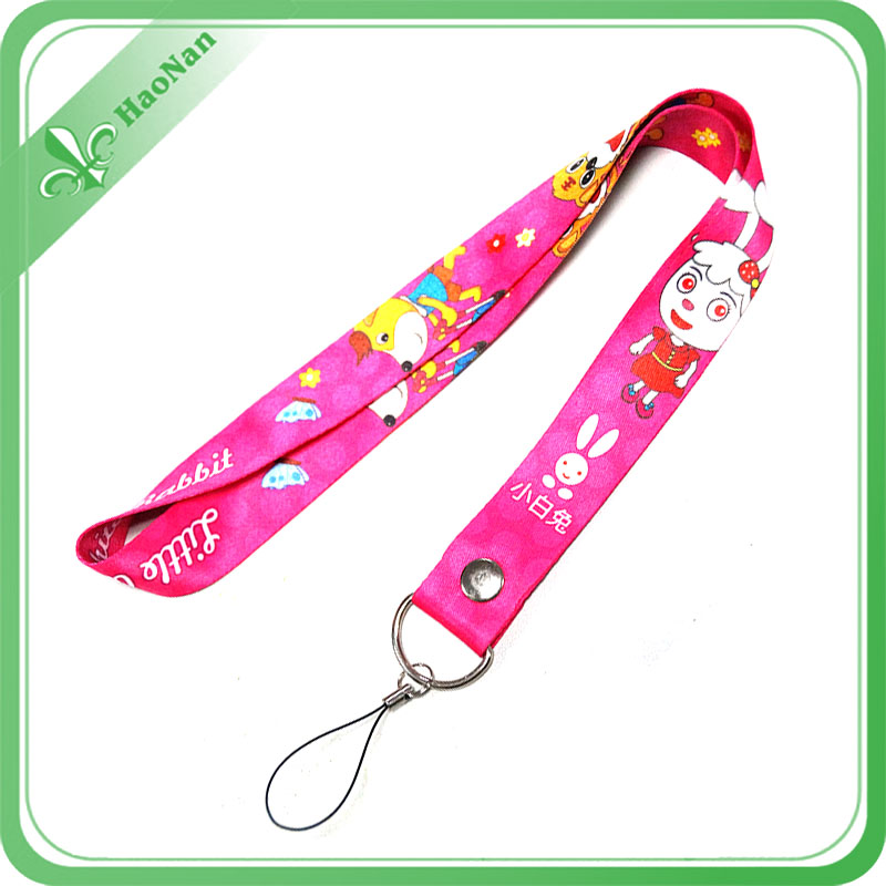 2017 Newest Style Promotion Gift Lanyard for Christmas Day