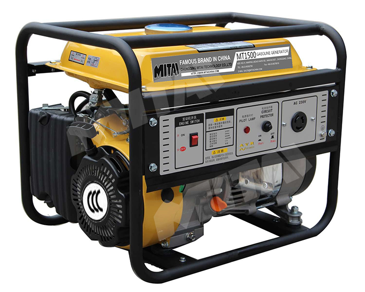 Cheap High Quality Portable Gasoline Generator for Sale