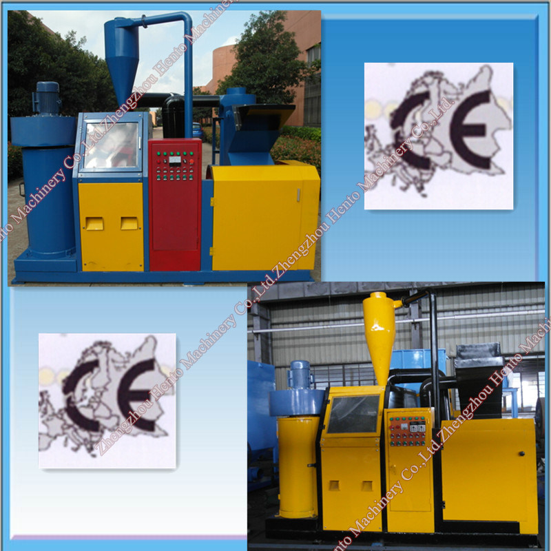 Approved Copper Wire Granulator For Sale With CO
