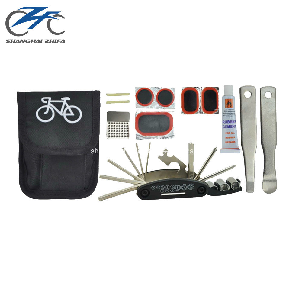 Bicycle Tyre Repair Tool OEM Bike Tire Lever Tyre Patch Set