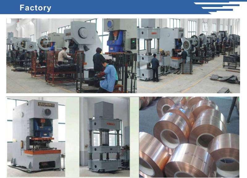 Stainless Steel Sheet Metal Stamping Parts Manufacturer