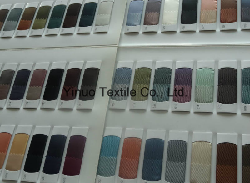 100 Polyester Twill Printed Lining Fabric for Men's Suit and Jacket