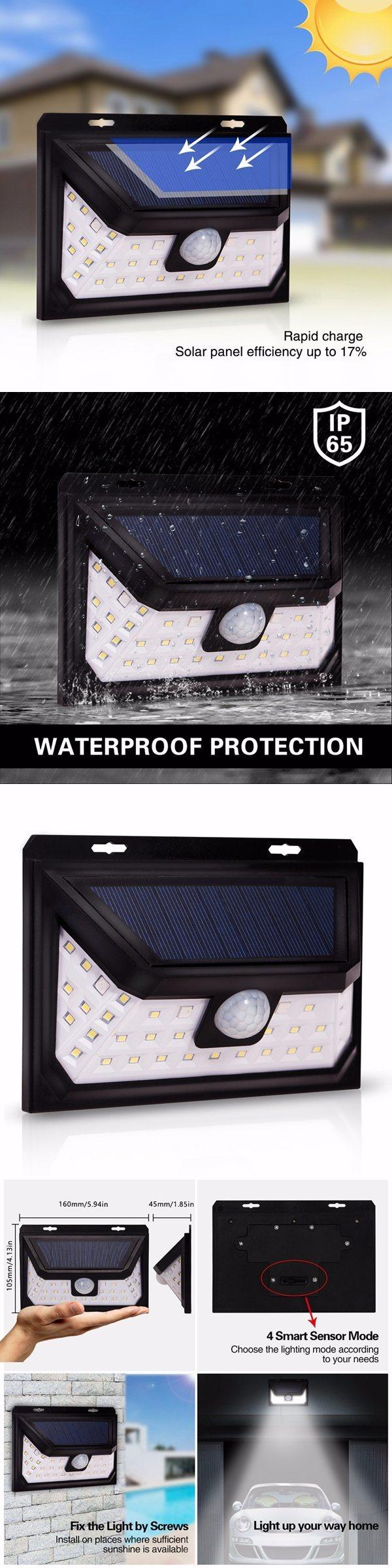 2018 New Product 5W LED Solar Light