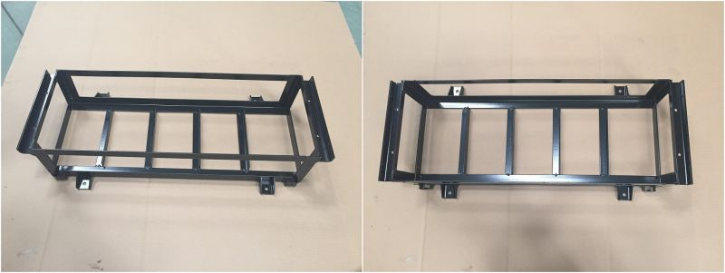 Quality Frame! Power Tooling Balck Frame of Good Price with Black Painting