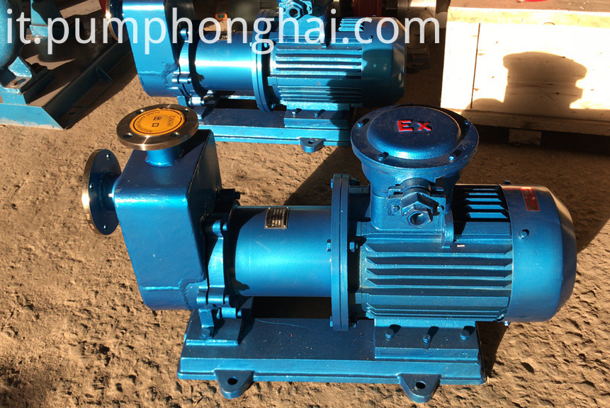 Self-priming Centrifugal Pump