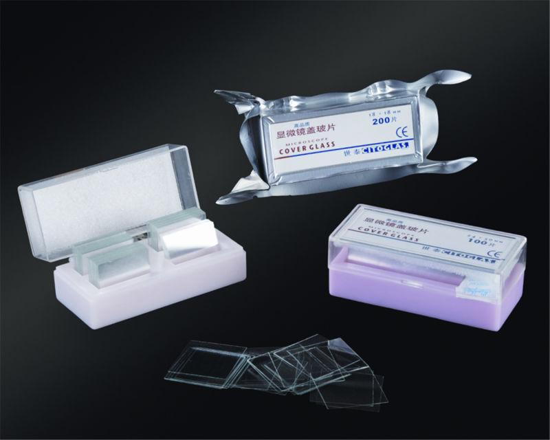 Ecoglastm Microscope Cover Glass (0340-0120)