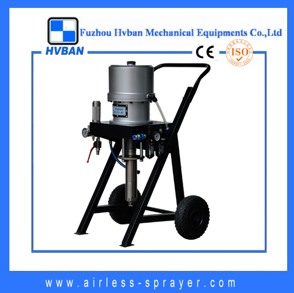 6.5L Pneumatic Sprayer for Steel Spraying