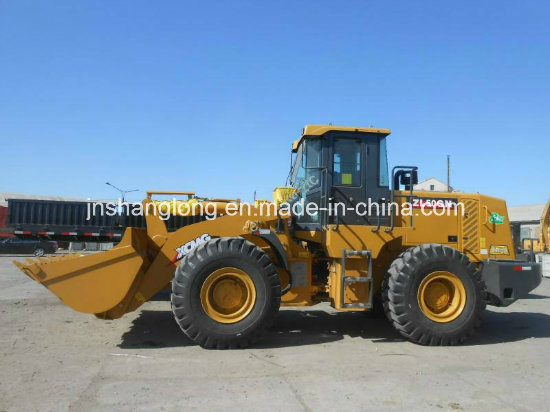 XCMG Zl50gn Heavy Hydraulic 5ton Wheel Loader for Sale