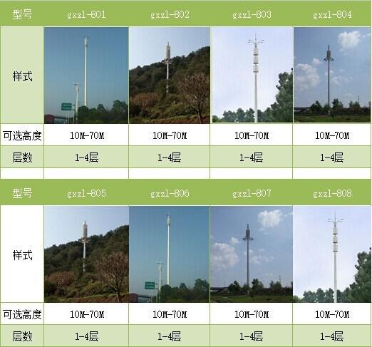 40m Beautification Communication Tower