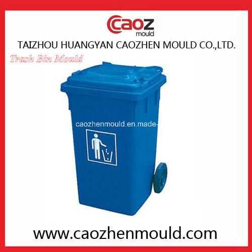 Popular Selling Plastic Injection Trash Bin Mold